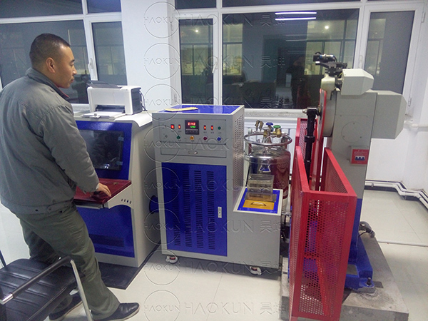 Full-automatic Impact Testing Machine