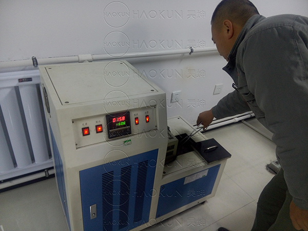 Low Temperature Impact Test Instrument